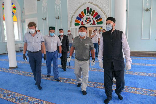 азимовскя-мечеть