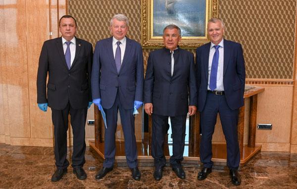 директор-АО-Газпром-межрегионгаз-Казань