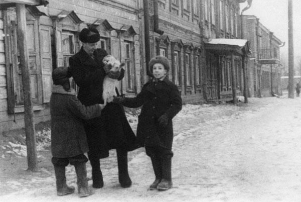 Академическая-1949