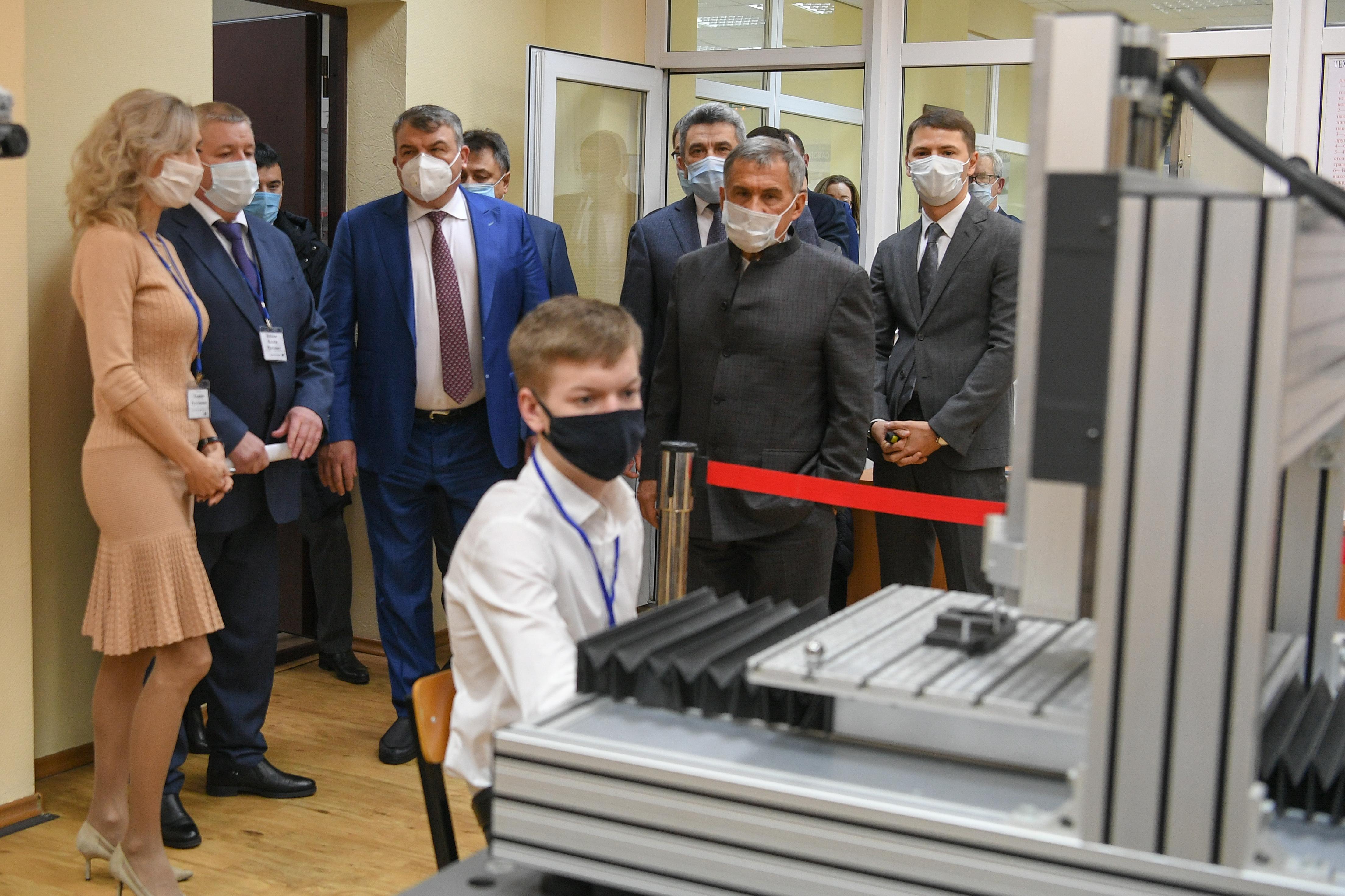 МИННИХАНОВ-3_Пресс-служба Президента