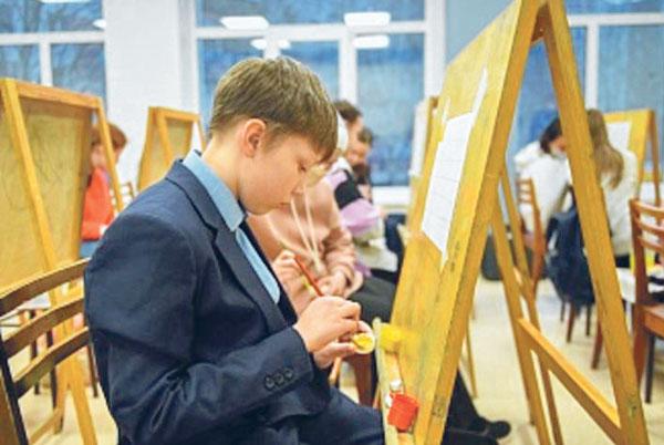 юные-художники