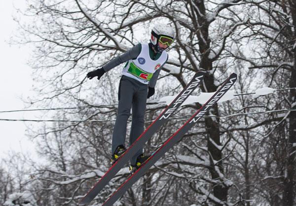 Лыжное-двоеборье