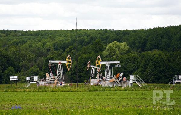 Нефтяные-качалки