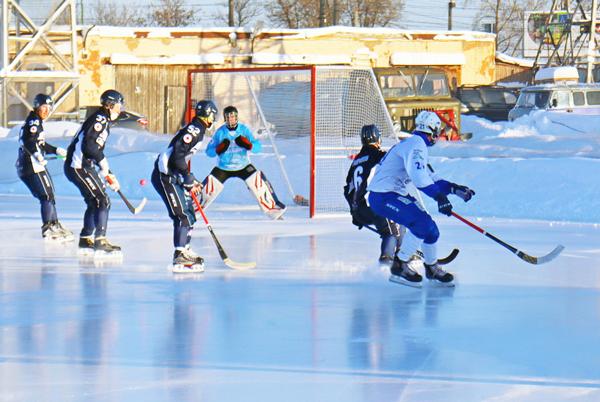 хоккей-с-мячом