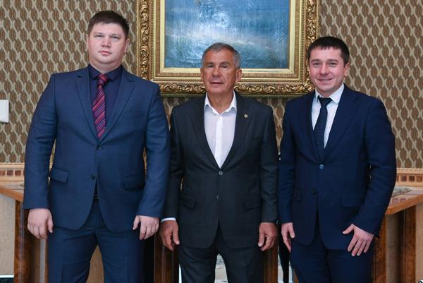 лидеры-россии