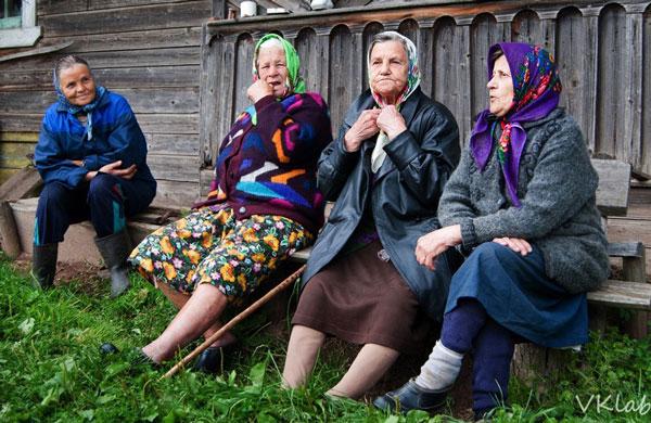 сельские-пенсионеры