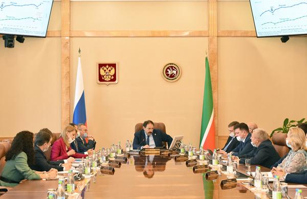 заседание-совета-директоров-АО-«Татэнергосбыт»