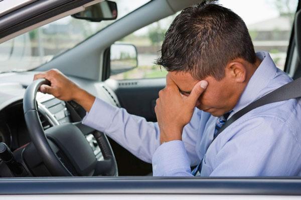 Водитель с диагнозом